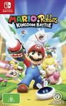 [Switch] Mario + Rabbids Kingdom Battle - $29, Sushi Strike $19.95 + Delivery ($0 with Prime / $39 Spend) @ Amazon AU