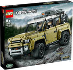 LEGO Technic: Land Rover Defender (42110) $250 Free Delivery @ IWOOT