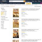 [Kindle] Free - 104 Captivating History eBooks @ Amazon AU/US