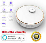 360 S7 Robot Vacuum Clean Mop $569.46 Delivered @ oz_accessory eBay