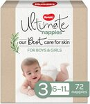Huggies Ultimate Size 2/3/4/5 $24 ($21.60 with Subscribe and Save, $20.40 for Prime Members) @ Amazon