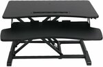 Adjustable Height Desk Riser Computer/Laptop Office Stand $195 Delivered @ Warehouse Ocean