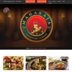[VIC] 50% off (Max Discount $20) @ Maharaja Tandoori Cuisine (Preston)