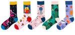 Men's Trendy Socks Size 37-45 10 Pack US$10 / A$14 + US$5.99/A$8.38 Delivery (Free with US$25 / A$35+ Spend) @ BeltBuy
