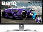 "BenQ EX3203R 32"" 144 Hz Curved QHD FreeSync 2, Display HDR 400, B.i. Plus Sensor, USB-C Monitor $750 @ Harris Technology Amazon"