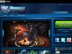DC Universe Online Free To Play Available Now PC and PS3