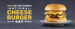 [NSW] $5 Cheeseburgers at Selected Locations around Sydney via The Burger Collective App