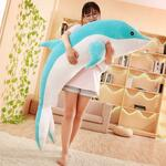 Azula the Dolphin Plush 30cm US$4.95 (~A$6.95) Delivered @ Samo Gifts