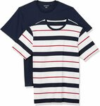 [Prime] Amazon Essentials Men's Shirts 2-Pack L $9.16, XL/XXL $7.54 Delivered @ Amazon US via AU