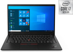 50% off Lenovo ThinkPad X1 Carbon Gen 8 with 8GB RAM+256GB SSD $1549.50 / 16GB RAM + 512GB SSD $1652 @ Lenovo Au