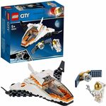 55% off RRP LEGO Satellite Service 60224 and 4 Other Sets - $7.20 Each + Delivery ($0 with Prime/ $39 Spend) @ Amazon AU