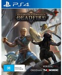 [PS4] Pillars of Eternity 2 - Deadfire $4.95, Greedfall $19.98 (Free C&C or +Delivery) @ EB Games