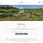 Lakeside SA Cabernet Sauvignon 2019 - 91pts - $44/6pk or $79.2/Doz. $0 Delivery on orders $150+ @ Bec Hardy Wines
