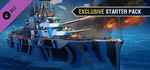 [PC] Free - World of Warships — Exclusive Starter Pack (Was $34.95) @ Steam