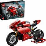 LEGO Technic Ducati Panigale V4 R 42107 Building Kit $63.20 Delivered @ Amazon AU