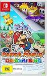 [Switch] Pokemon Shield, Paper Mario: The Origami King, Zelda Link's Awakening $48ea Delivered @ Amazon AU / Harvey Norman