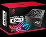 ASUS ROG Strix 650W Gold PSU $141.53 Delivered @ Amazon AU