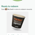 Free Regular Coffee @ 7-Eleven with My 7-Eleven App