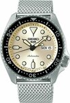 Seiko 5 Sports SRPE75K Ivory Dial $249 (RRP $625) Delivered @ StarBuy