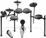 Alesis Nitro 8 Piece All Mesh Electronic Drum Kit - $652.34 Delivered @ Amazon AU