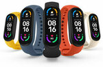 Xiaomi Mi Band 6 Fitness Tracker (Global Version) US$36.99 (~A$48.01) Delivered @ Banggood