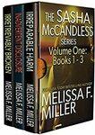 [eBook] Free - Sasha McCandless Series (1-3)/Travel by Night/Murder in Paris/Girl Hidden/Trust No One/HUBRIS - Amazon AU/US