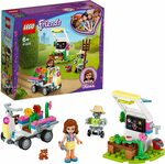 LEGO Friends Olivia's Flower Garden 41425 Building Kit $7 + Delivery ($0 with Prime/ $39 Spend) @ Amazon AU