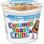 [Prime] Cinnamon Toast Crunch 12x 56g Cups $18.77 (Back Order), Lucky Charms Giant Size 739g $10.37 Delivered @ Amazon US via AU