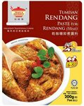[Back Order] Tean's Gourmet Rendang Dry Curry Paste for Meat 200g $2.65 + Delivery ($0 with Prime/ $39 Spend) @ Amazon AU