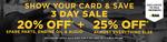 Show Your Auto Club Card & Save 20%-25% @ Repco (RACV, RACQ, NRMA, RAA, RAC, RACT, AANT)