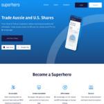$0 Brokerage Fee with 0.5% FX on US Trading @ Superhero
