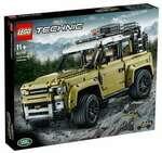 LEGO Technic Land Rover Defender 42110 $209 Delivered (RRP $329.99) + Bonus 4000 Flybuys for $100 Spend(Expired) @ Target Online