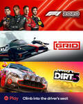 [PC, XB1, XSX, SUBS] F1 2020, GRID (2019), Dirt 5 Added to EA Play & Xbox Game Pass Ultimate @ EA