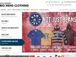 Ron Bennett Big Men's Clothing - 40% off Everything Online for 3 Days Only + FREE Delivery