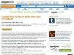 Amazon MP3 Fre $2 Credit!