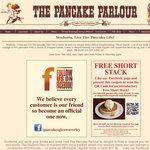 Free Short Stack - Pancake Parlour Century City Walk, Glen Waverley