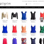 Pilgrim Clothing - $20 off Full Priced Tops in Store & Online + Free Shipping - Prices as Marked