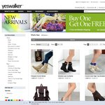 YESWALKER - Buy 1 Get 1 Free (Womens Shoes and Bags) + Free Worldwide Shipping