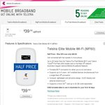 Telstra Elite Wi-Fi (3G) Just $39.50 - Half Price Offer (RRP $79)