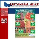 Chicken Breast Fillets (Skin on) $5.99kg Min 2kg Buy at Provincial Meats Mernda