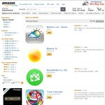 """8 FREE Android Apps. Amazon US """"Getaway Essentials"""" Deal + Others (Was $32.03)"""