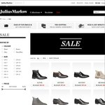 Julius Marlow Click Frenzy Deal - Shoes Delivered FROM $59 ($49 if Sign up for Newsletter)