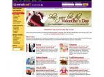 EmailCash Valentine's Day Double Reward Points Promotion