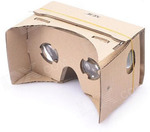 Unofficial Google Cardboard VR Kit Approx. $11 AUD Delivered @ DX.com
