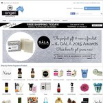 Free Shipping on Candles, Oils and Everything Fragrant from Angel Aromatics Home Fragrances
