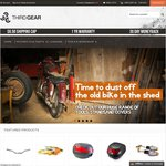 Third Gear - Motorcycle Accessories - 12% off Your Order - Weekend Sale - Plus Shipping