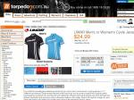 Torpedo 7 - Short Sleeved LIMAR Men's or Women's Cycle Jersey - $24.99 + $9 Shipping