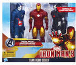 Myer Toy Clearance. Iron Man 12 Inch Titan 3-Pack $20 Was $51, My Monopoly Game $15 + More Deals