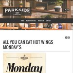 $9.90 All You Can Eat Hot Wings w/ Ranch Sauce - Mondays @ The Bat & Ball Hotel, Redfern NSW