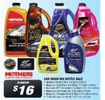 Meguiar's Ultimate Wash and Wax & Others $16 Supercheap Auto from 1/7/15